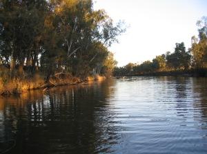 Dumaresque River campsite